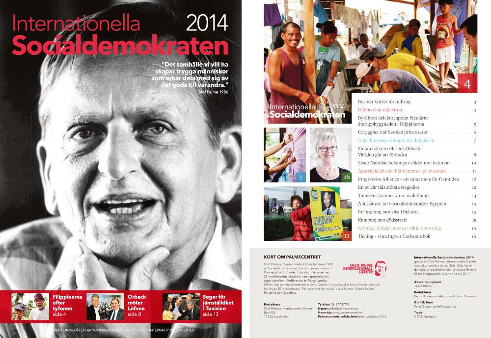 Internationella socialdemokraten 2014