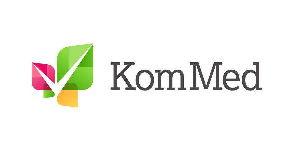 KomMed logotype